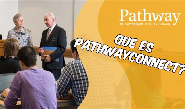 que es pathway connect